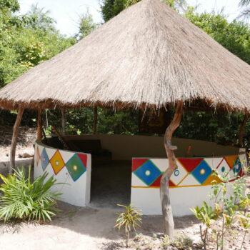 Bantamba - kora practice place