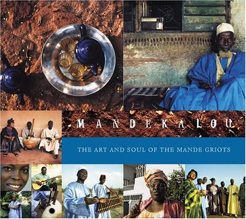 Mandekalou CD Cover